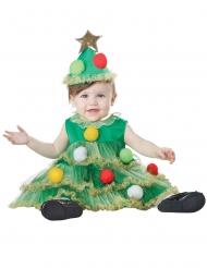 Juletræ kostume - baby