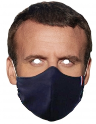 Kartonmaske president med maske