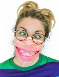Ansigtsmaske bøjle - voksen