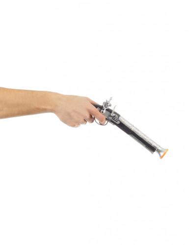 Piratpistol i plastik til børn-1