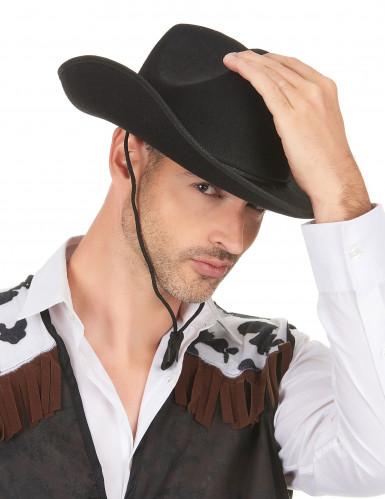 Hat cowboy til voksne-2