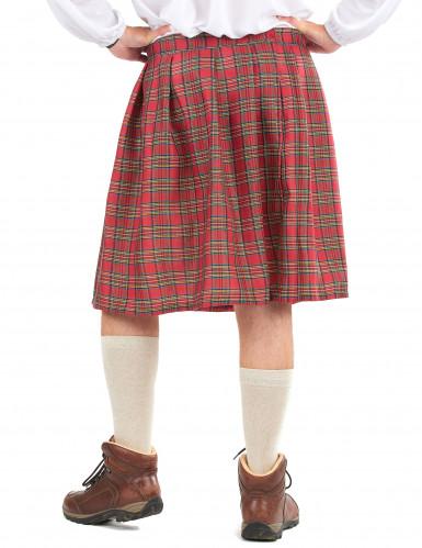Skotsk kilt til voksne-1