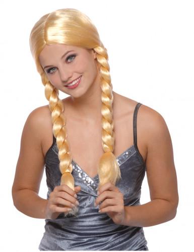 Paryk Eva blond til kvinder