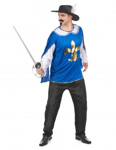 Kostume musketer til mænd-1