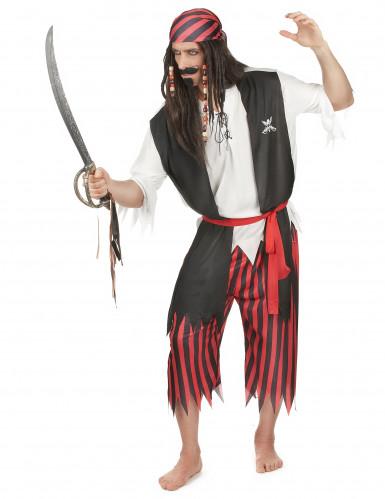 Mr. Sea - Piratudklædning til mænd -1