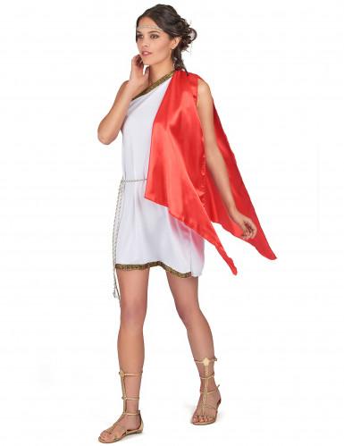 Romersk gudindekostume til kvinder-1
