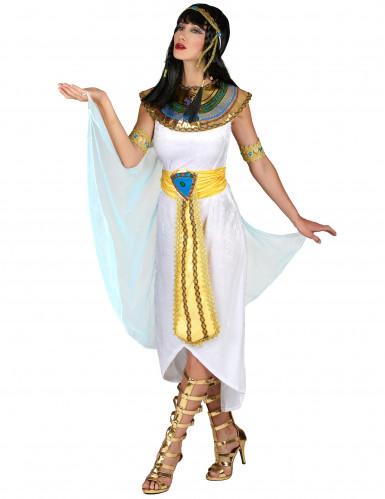Egyptisk dronningedragt Damer-1