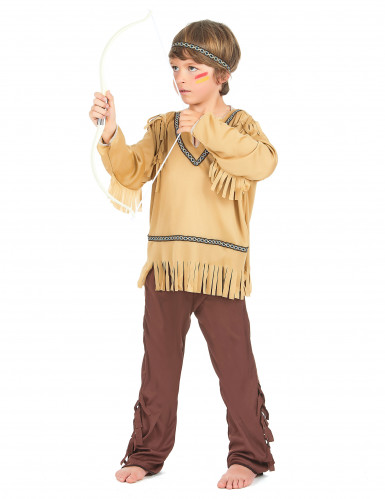Indianer - udklædning til børn-1