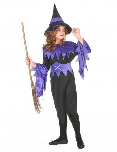 Mystikens heks - Heksekostume til piger -1