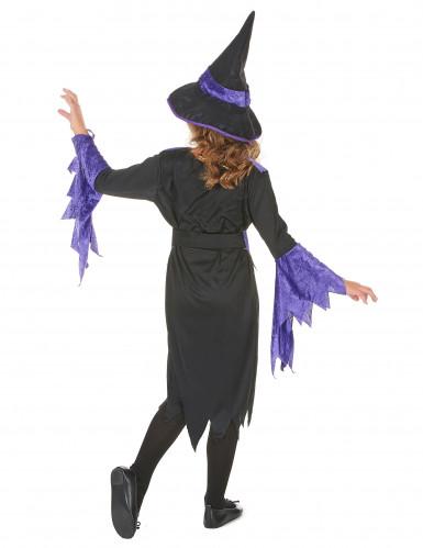 Mystikens heks - Heksekostume til piger -2