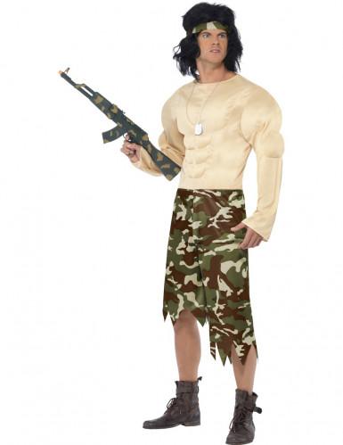 Kostume militærmand
