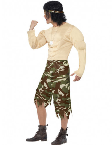Kostume militærmand-1