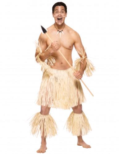 Kostume maori-kriger til mænd