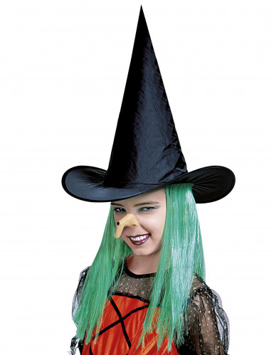 Heksenæse Halloween voksen-1