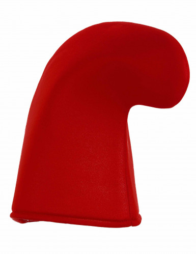Rød nissehue voksen