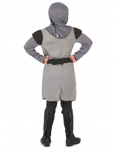 Grå ridder - udklædning til børn-2