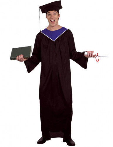 Amerikansk studenter -kostume mand