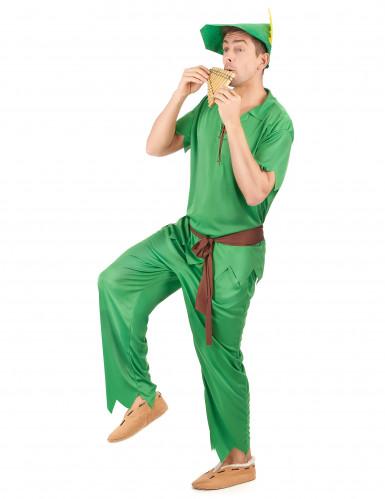 Peter fra eventyrlandet - udklædning voksen-1