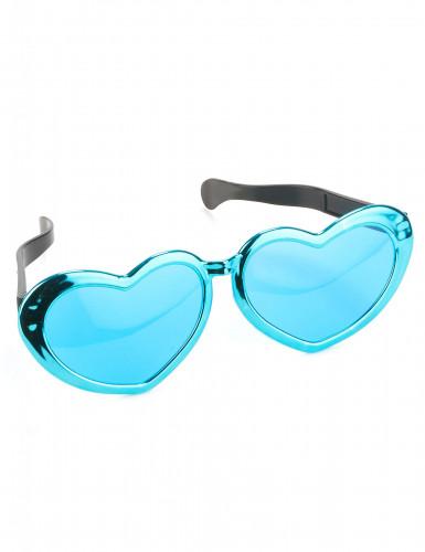 Kæmpe Hjertebriller Voksen-1