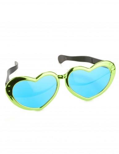 Kæmpe Hjertebriller Voksen-2
