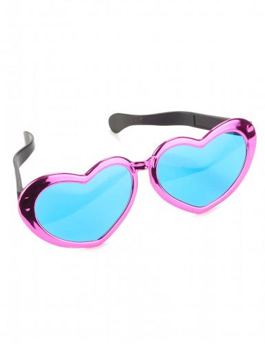 Kæmpe Hjertebriller Voksen-3