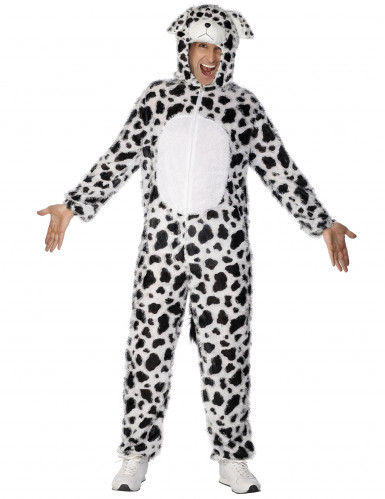 Dalmatiner-kostume voksen