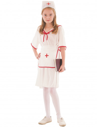 Sygeplejerskekostume