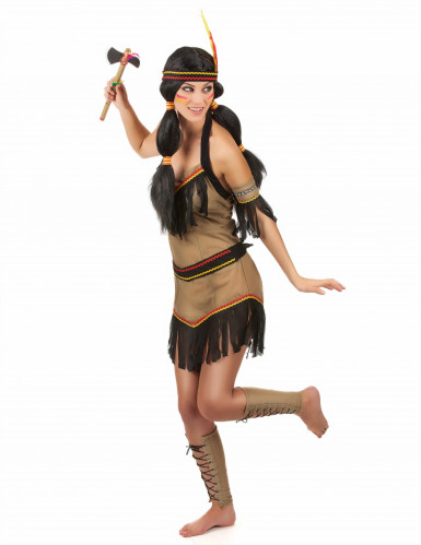 Indianerdragt Damer-1