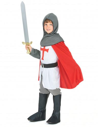 Tempelridder - udklædning til børn-1