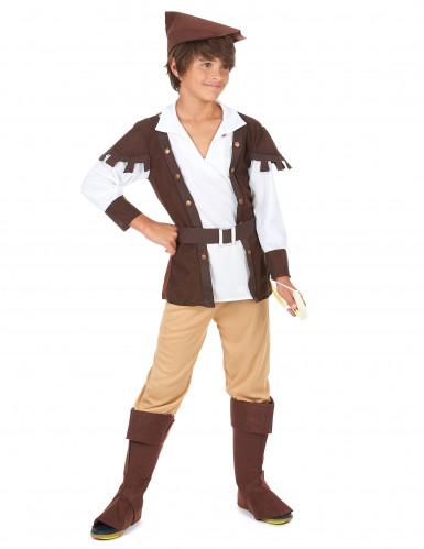 Skovhugger - udklædning til børn