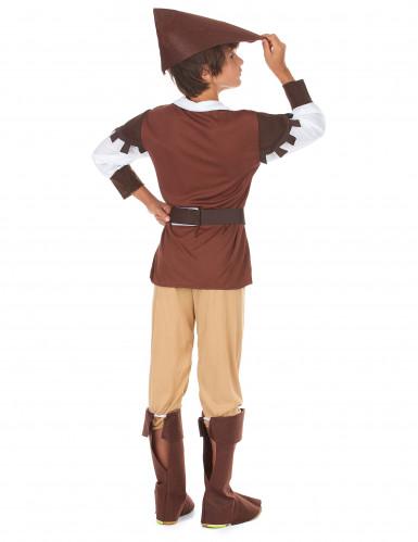 Skovhugger - udklædning til børn-2