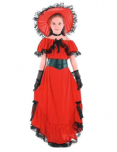 Kostume Scarlett til piger