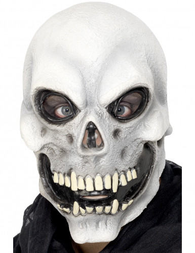 Skeletmaske Haloween Voksen