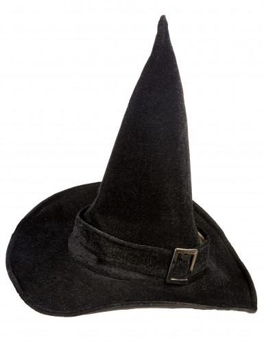 Heksehat i Fløjl Halloween Voksen-1