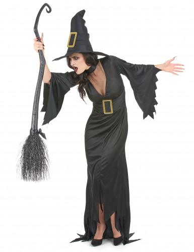 Heksekostume Halloween-1