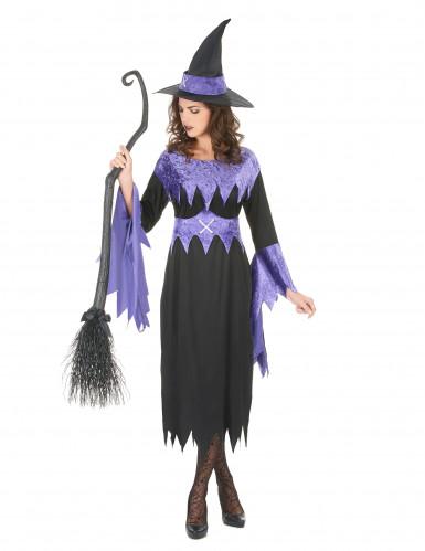 Heksekostume til kvinder Halloween