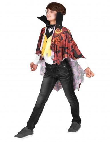 Hallowen vampyrudklædning til drenge -1
