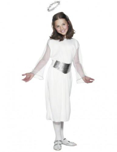 Kostume engel til piger jul