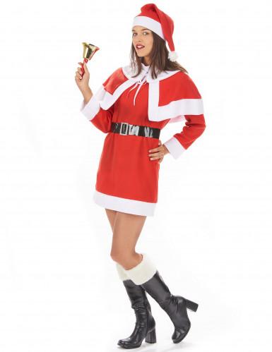 Den eventyrlige julemor - Nissekostume til kvinder-1