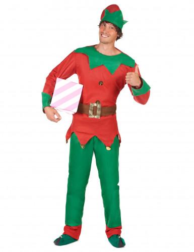 Kostume alf til mænd Jul