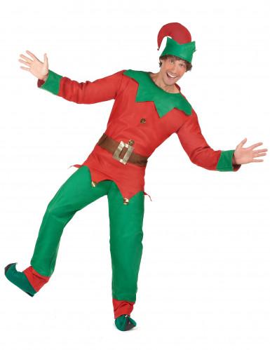 Kostume alf til mænd Jul-1