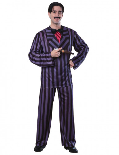 Kostume Gomez Familien Addams™ Halloween herre