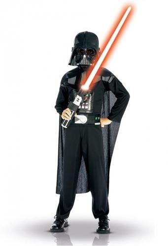 Kostume Darth Vader Star Wars™ drenge