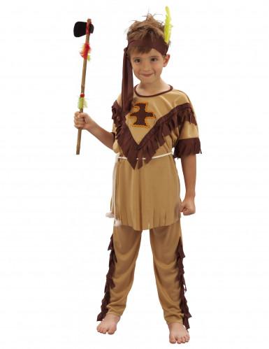 Lille indianerdreng - Udklædning til drenge