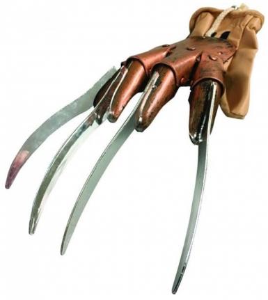 Handske Freddy Krueger™ voksen