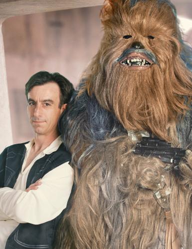 Kostume collector Chewbacca™ til voksne Star Wars™-1