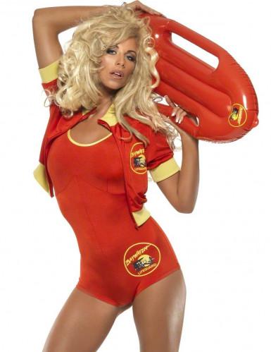 Kostume Pamela fra Baywatch™ kvinde-2