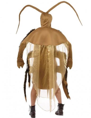 Kakerlakkostume voksen-1
