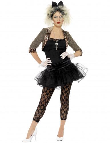 Kostume 80'er kvinde