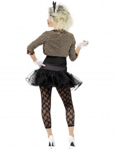 Kostume 80'er kvinde-2